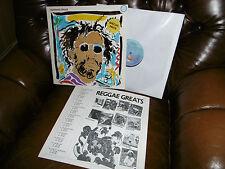 "Burning Spear, reggae Greats, German Island 207135, LP, 12"" 1985"