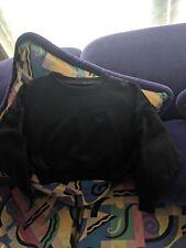 Body Temple Jr's  NWT cropped BODYBUILDING baggy sweatshirt  Small/medium