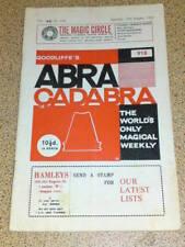 VINTAGE ABRACADABRA (MAGIC) - The Tale of a Tube