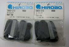 2 Packungen Original Hirobo 0403-213 Rotorblatt Verstärkung Root End