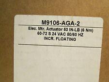 Johnson Controls Electric Motor Actuator Model: M9106-AGA-2
