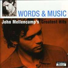 Words & Music [2 CD] - John Mellencamp MERCURY