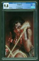 DCeased #3 CGC 9.8 Bulletproof Comics Virgin Edition Dell'Otto Cover Variant