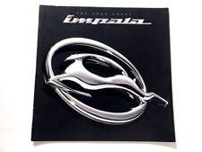 2002 Chevrolet Impala Chevy 40-page Big Original Car Sales Brochure Catalog