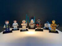 STAR WARS X7 Bundle Custom Minifigures Lego Compatible Figures sith !UK STOCK!