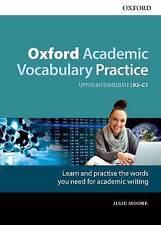 Oxford académico Vocabulario Prácticas: B2-C1 intermedia superior: Oxford..