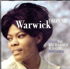 CD - DIONNE WARWICK - Sings the bacharach & david