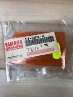 E-GEPR. CBP Blinkerglas Yamaha XS RD SR XT 341-83312-10