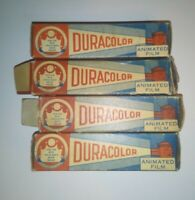 VTG Duracolor Films Uncle Sam's Movie Tracer Clyde Beatty Circus Betty Boop 4