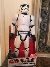 "Star Wars The Last Jedi Big-Figs Stormtrooper 18 "" Figure New in Package"