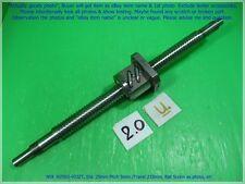 NSK W2503-933ZT, Dia 25mm Ptich 5mm /Travel 210mm, Ball Screw as photo, sn:xxxx.