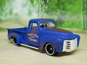 Hotwheels '52 Chevy Pickup - Excellent Condition