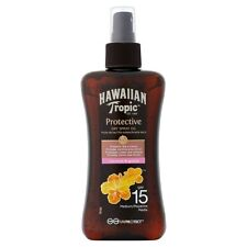 HAWAIIAN TROPIC Protective Dry Spray Oil LSF 15 (200 ml) NEU&OVP