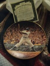 """JACKIE ROBINSON: SAVED PENNANT"" Bradford Exchange Collectors Plate w/ COA"