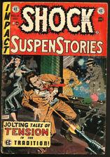 SHOCK SUSPENSTORIES #14 Wally Wood (Used In Senate Hearings) 1954