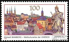 FRD (FR.Germany) 1881 (complete issue) FDC 1996 Culture- and Natural heritage