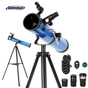 Large Aperture Ultra HD Astronomical Telescope Professional 210 Times Zooming