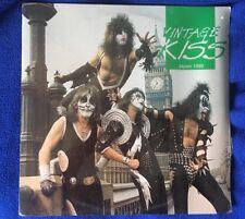KISS Vintage Kiss Japan 1980  Lp 33  BOOTLEG LIVE Still Sealed