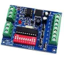 4CH controller DMX LED RGB DMX512 decoder, 4 canali DC5V-24 WS-DMX-4CH-BAN-V3