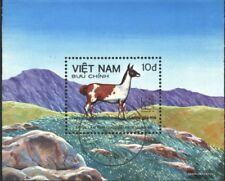 Vietnam Block38 (kompl.Ausg.) gestempelt 1985 Int. Briefmarkenausstellung