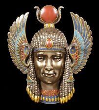 Déesse Egyptienne Isis Masque mural - Mur Veronese Figurine Bronzé statuette