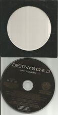Beyonce DESTINY'S CHILD Why you Actin PREVIOUSLY UNRELEASED Trk PROMO CD Single