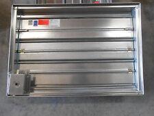 "Ruskin Md35 Manual Balancing Damper 24"" x 34"" (161-E6)"