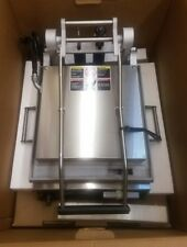 "Star Gr14Sn 14"" Commercial Sandwich Panini Grill (Smooth), 240 Volt New in Box!"