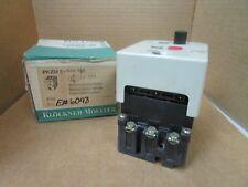 KLOCKNER MOELLER PKZM3-4/U-NA STARTER MOTOR PROTECTOR 2,2-3,8Amp PKZM34UNA