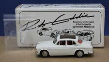 Brooklin Rob Eddie #9A 1957 Volvo Amazon 120  Sedan 1:43 Pearl White  Mint/ Box
