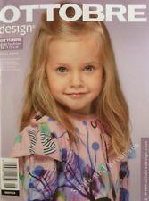 Ottobre Kids Fashion design 6/2018 Winter Schnittmusterheft Kinder  Babys