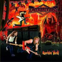 Overdrivers - Rockin' Hell (Reissue) CD NEU OVP