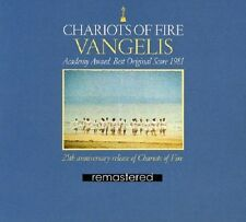 Vangelis Chariots Of Fire 25th Anniversary Soundtrack CD NEW SEALED Remastered