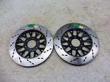 1982 Suzuki GS1100 G S504-1. front brake rotors discs left right