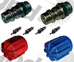 A/C System Valve Core and Cap Kit Global 1311573