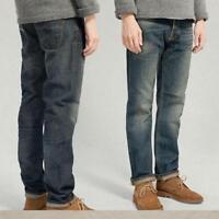 neu Nudie Jeans Co Herren Steady Eddie 30/32 indigo night Jeans
