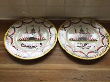 More details for royal stafford circus dinner plates x2 - brand new.
