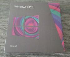 Sealed Microsoft Windows 8 Pro 32-bit / 64-bit