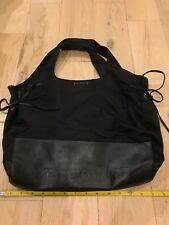 Kate Spade Stevie Black Nylon Bag Authentic Vintage EXCELLENT Condition