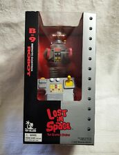 New listing Lost In Space B-9 Remote Control Robot, 1998 Toy Island Nrfb mint