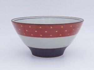 Pro Japanese Bowl Udon Ramen Salad TOMITALIA MILMIL Burning Windows Japan made