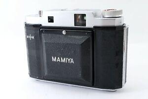 【 EXC+5 】  Mamiya 6 Six Model P Rangefinder 6x6 Film Camera from Japan #M-830169