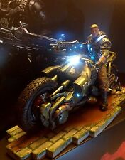 Gears of War 4 Collectors Edition Bike Statue + Frag + Lithograph- No Game - New