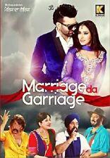 MARRIAGE DA GARRIAGE - ORIGINAL BOLLYWOOD PUNJABI DVD - FREE POST