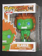 STREET FIGHTER BLANKA POP VINYL FIGURE FUNKO CAPCOM NEW IN STOCK HOT ARCADE