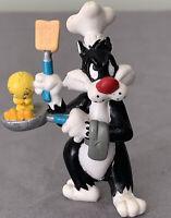 Vintage Sylvester And Tweety Bird Figure From Warner Bros. Store 1997