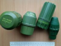 M52 M75 M93 YUGOSLAVIA ARMY BOMB BOX CASE hermetic chest HAND GRENADE MILITARY