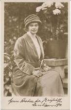 70) AK Kronprinzessin Cecilie von Preußen