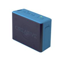 BRAND NEW Creative MUVO 2c Bluetooth Wireless/AUX/MP3 IP66 Speaker - BLUE