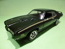 ERTL AMERICAN  MUSCLE 1494C PONTIAC GTO 1969 - 1:18  - RARE SELTEN - EXCELLENT